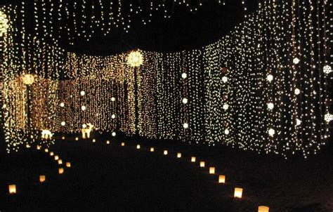 huntsville botanical gardens galaxy of lights galaxy of