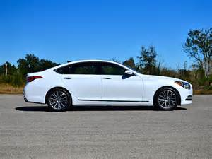 Hyundai Gennisis 2016 Hyundai Genesis Specs And Features Carfax