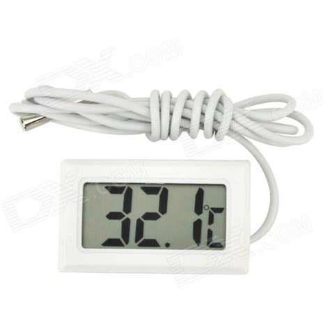 Mini Thermometer מוצר mini 1 6 quot lcd digital thermometer for refrigerator