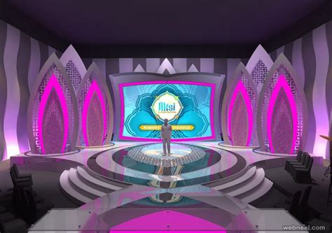 Home Decorations Ideas For Free stage design by ibnuamali 18