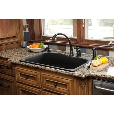 Lowes Black Kitchen Sink Kitchen Astounding Black Kitchen Sink Lowes Sink Kitchen Bath Sinks Lowes Cast Iron Kitchen