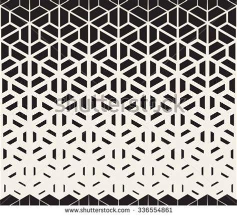 design pattern decorator c vector seamless black and white hexagon triangle split