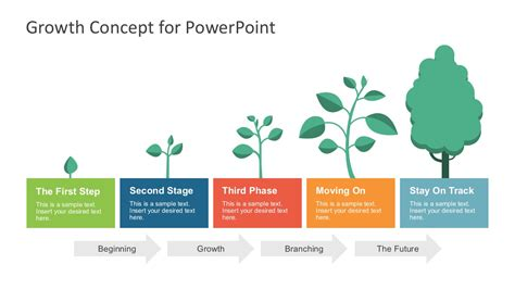 Ppt Templates For Growth | growth concept powerpoint template