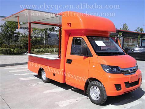 Mini Mobil Truck chery food truck suppliers china truck