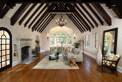 normandy tudor remodel