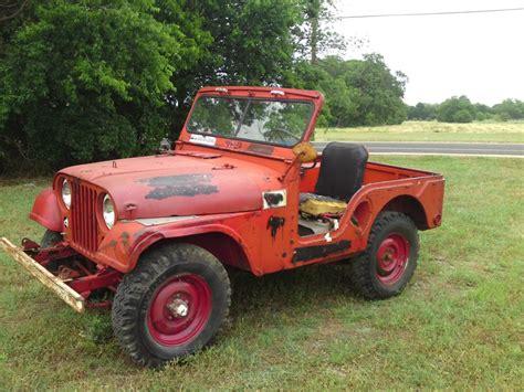 53 Willys Jeep 1953 M38a1 Willys Jeep Kansas 2