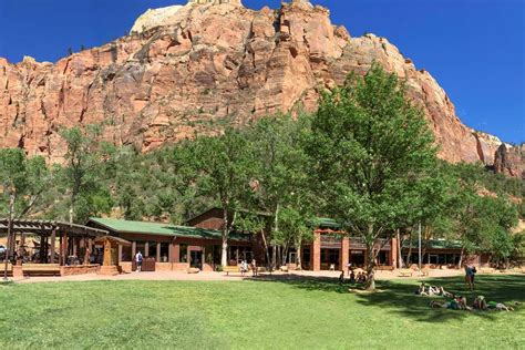 Cabins In Zion National Park by Zion National Park Lodging Zion Lodge Springdale Zion Utah