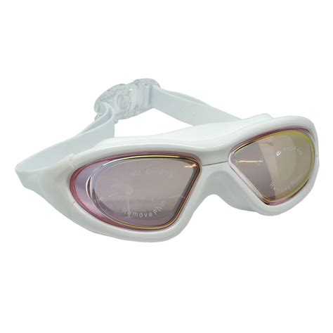 Kacamata Renang Ruihe Anti Fog T3010 1 ruihe kacamata renang big frame anti fog uv protection rh9110 jakartanotebook