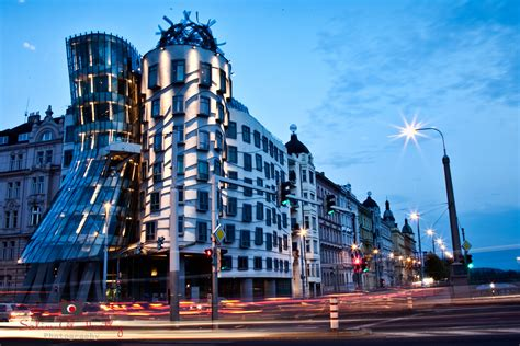 dancing house the funky dancing house prague czech republic world for travel