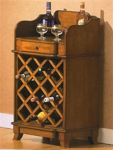 wine servers and bar cabinets brown wood finish wine cabinet server hutch bar unit