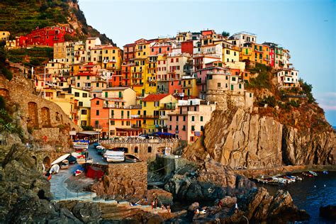 Most Picturesque Towns In Usa by Manarola The Famous Cinque Terre Town In Italy Traveler