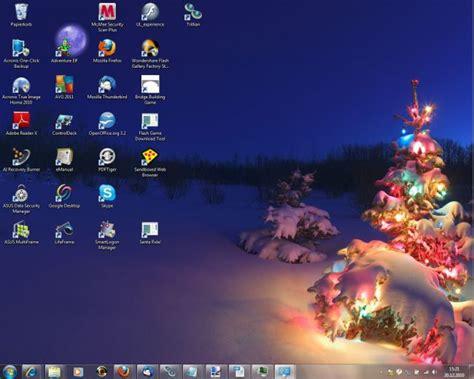 frohe weihnachten 2011 mit spielen bildschirmschonern