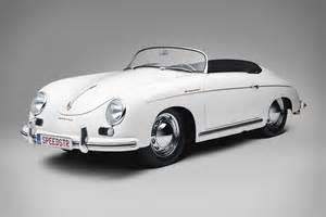 1955 Porsche 356 Speedster 1955 Porsche 356 Pre A 1600 Speedster Uncrate