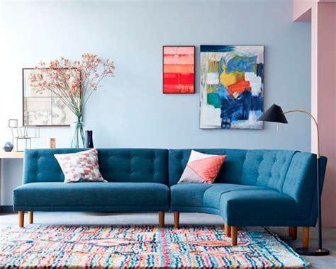 como decorar el salon  sofas esquineros
