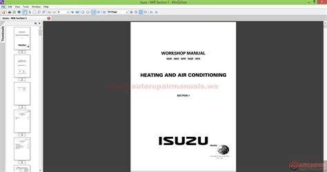 service manual automotive repair manual 2006 isuzu i series lane departure warning 2006 28 2006 isuzu npr repair manual 68276 isuzu npr manual ebay 2006 isuzu gm commercial