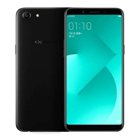 Oppo A83 Black buy from mobile shop in oppo a83 32g 3ram