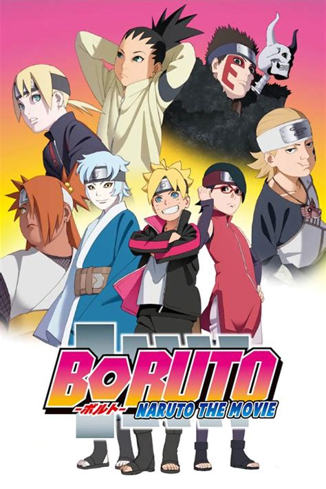 film boruto full movie boruto naruto the movie 2015 the movie database tmdb