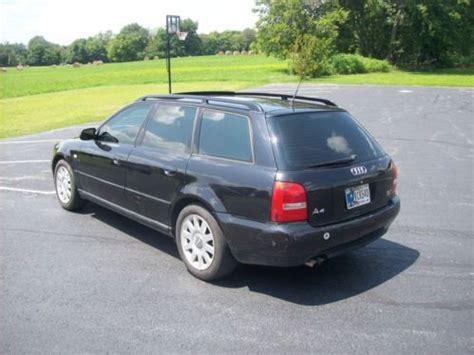 used audi a4 wagon sell used audi a4 avant wagon 4 door 2000 audi a 4 quattro
