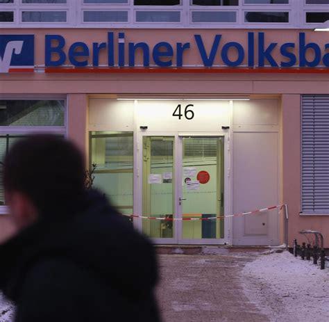 berliner bank mobile kriminalit 228 t das r 228 tsel um den bankraub tunnel berlin