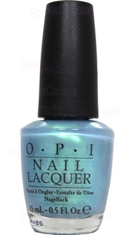 Opi Go On Green 1 opi go on green by opi nlb43 sparkle canada one