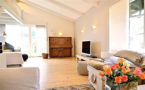 Wohnzimmer Chalet by Wohnzimmer Im Chalet 5 Sterne Ferienhaus Hentschel In