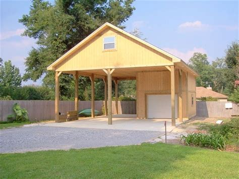 garages by custom made wooden buildings rv building designs rv carport one car garage gator