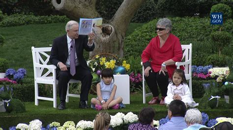 jeff sessions home white house easter egg roll reading nook with attorney