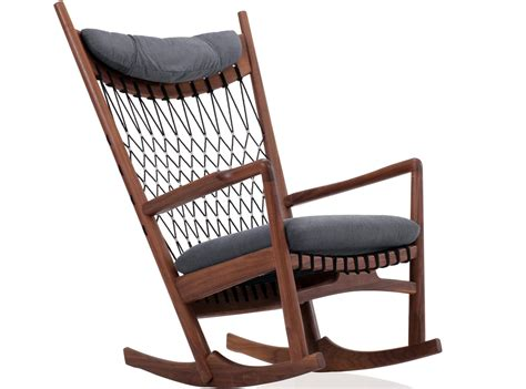 wegner net rocking chair replica
