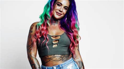 Tattoo Of Us Jen | latest shows music celebrity entertainment news mtv uk