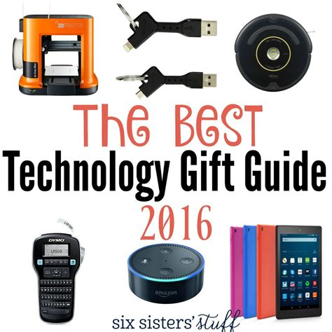 tech gifts 2016 the best technology gift guide 2016 six sisters stuff