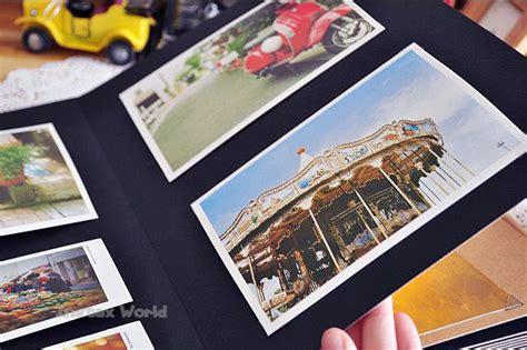 World Diy Photo Album Small Album Foto Kecil new diy album arrived instax world