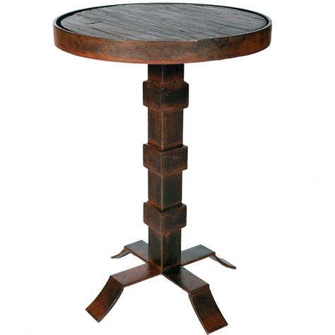 iron accent tables lincoln round iron accent table base iron accent table