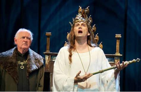 david tennant upcoming theatre richard ii at the barbican theatre review the upcoming