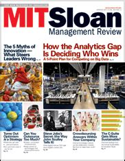 Mit Sloan Executive Mba Review by Two Striking Discoveries From Mit Sloan Management Review