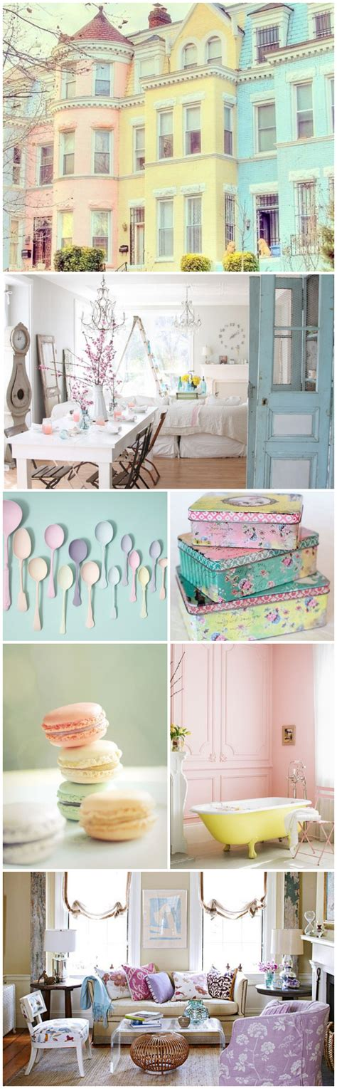 trend alert pastel trend in home decor home stories a to z