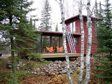 Cabin Rentals In Duluth Mn by Northwoods Weehouse Cabin Unique Modern Retreat 2 Br