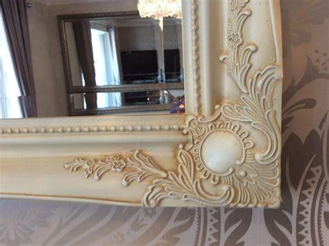 shabby chic large mirrors fabulous large decorative stunning shabby chic wall