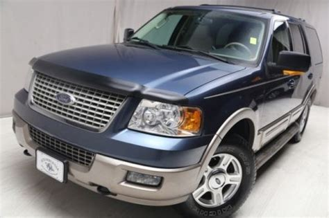 2004 ford expedition front seats purchase used 2004 ford expedition eddie bauer 4wd power