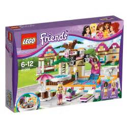 pics photos lego friends heartlake pool