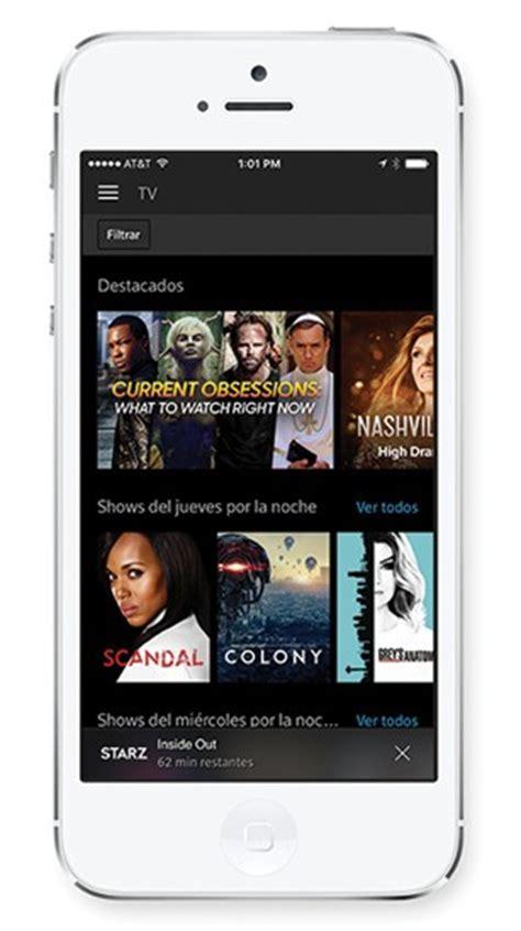 mobile tv app comcast xfinity mobile app enhances tv everywhere