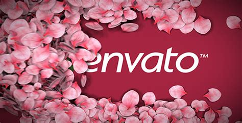Falling Flower Petals Download Videohive 4180499 Falling Flower Petals After Effects Template Free