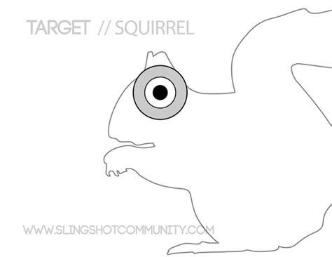 printable pigeon targets slingshot animal target pack the slingshot community forum
