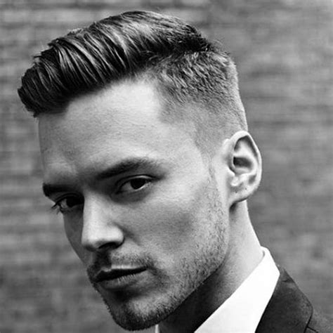 pictures of nice male haircuts cute hairstyles for guys