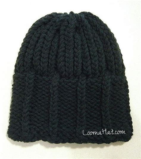 loom knit beanie 25 unique mens knit hats ideas on knit beanie