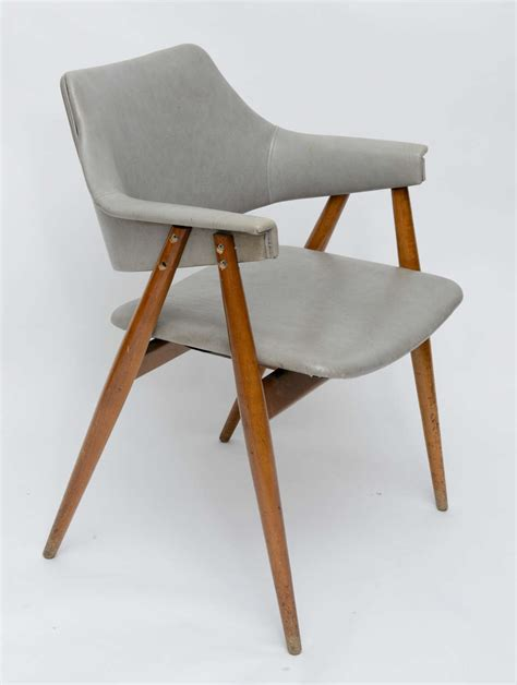 best mcm chair wooden mcm chair attributed to paul mccobb 1950 image 3