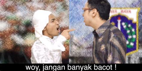 ahok vs fpi parodi ahok vs gubernur tandingan fpi sumpah ngakak