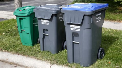 Luxury Garbage And Why Not by Important Garbage Collection News For Brton
