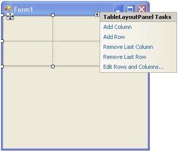 table layout panel nedir table layout panel in c mrustechcsharplearning