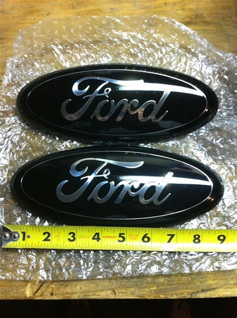 Ford F150 Emblems by Want To Buy New F150 Emblems Ford F150 Forum