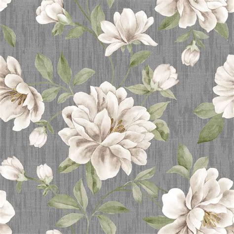 wallpaper dinding vintage flower wallpaper dinding gambar floral wallpaper custom gambar bunga